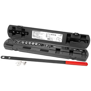 Serpentine belt tool set